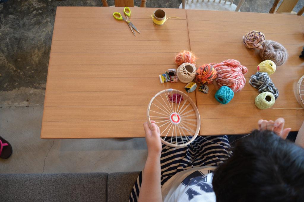丸織の作り方4