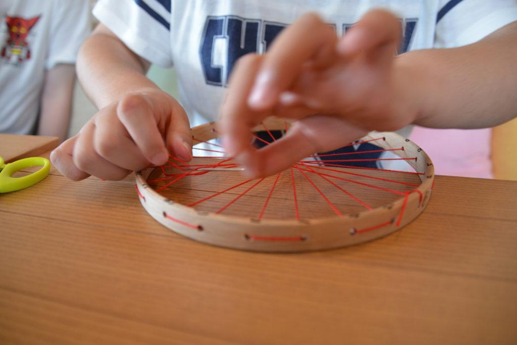 丸織の作り方1